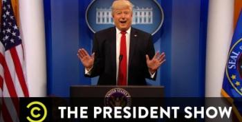 Open Thread - Trump's Birthday Presser