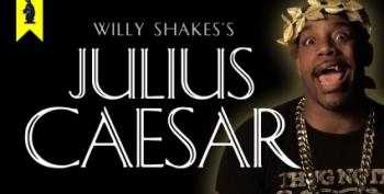 About That 'Julius Caesar' Shakespeare Play