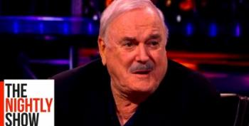 Open Thread - John Cleese On Trump ...and His Supporters