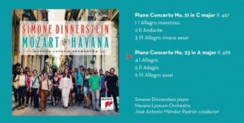 Late Nite Music Club With Simone Dinnerstein (playing Mozart In Havana)