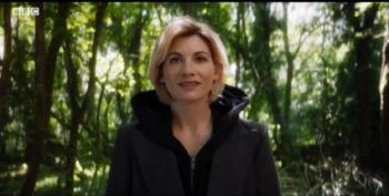 Jodie Whittaker Is The New Doctor Who!