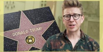 Open Thread - Stop 'Cleaning' Trump's Hollywood Star