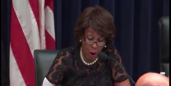 Maxine Waters Is Reclaiming Her Time, Dammit!