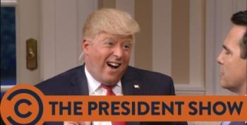 Open Thread - Reality Show White House?