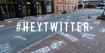 Open Thread - Protest Against Twitter Hate Speech In Germany