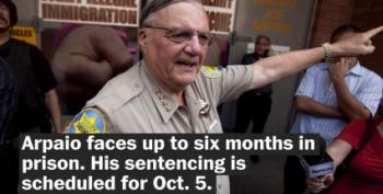 Pretty Please? Sheriff Joe Arpaio Hints To Trump He'd Like A Pardon