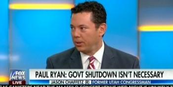 Fox's Jason Chaffetz Thinks Trump Should Let Government Shut Down Over His Stupid Wall