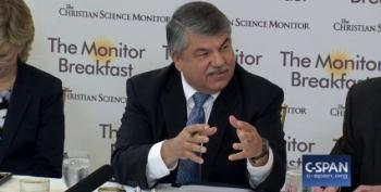 Richard Trumka: 'Racists' And 'Wall Streeters' Dominated Trump's White House