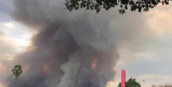 Heat, Smoke And Fire: Record Heat Wave On West Coast