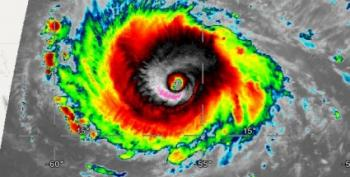 Monster Cat 5 Irma Heads To Puerto Rico, Haiti