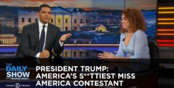 Open Thread - Every Miss America Contestant Is Smarter Than Trump