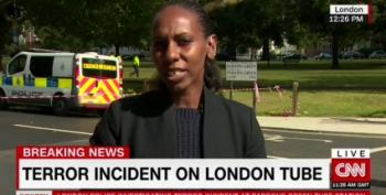 Terror Attack In London Subway Injures 22; No Deaths