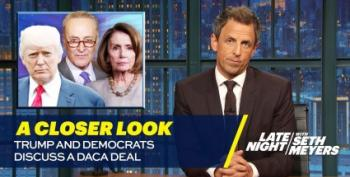 Seth Meyers Takes Apart The 'Trump Is An Independent!' Meme
