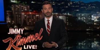 Jimmy Kimmel Calls Brian Kilmeade  A 'Phony Little Creep'