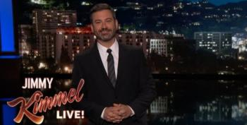 Jimmy Kimmel Talks About His Emotional Weekend Over Health Care Fight