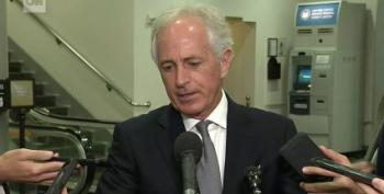 Trump Attacks Corker On Twitter, Corker Decimates Trump Instantly