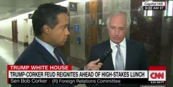 Sen. Bob Corker: 'President Has Great Difficulty With The Truth'