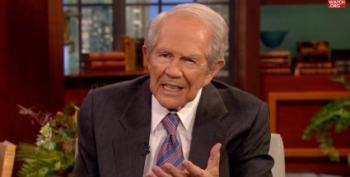 Pat Robertson Wants Trump To Issue Pardons And Stop Mueller