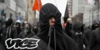 A Look Inside Antifa: Philadelphia's Black Bloc Activists