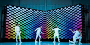 Open Thread - Another Mind Blowing Video From 'OK Go'
