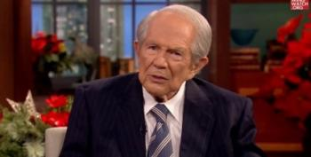 Aw, Pat Robertson Upset That Sex Allegations Are Ruining...Men's Careers!