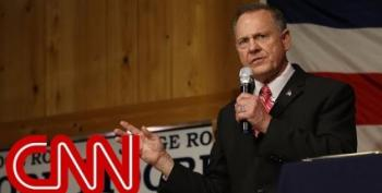Roy Moore: Sure, Slavery Was Wrong, But Did You Have To Go And End It?