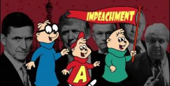 Ready For Indictments? A Christmas Wish From The Chipmunks And C&L