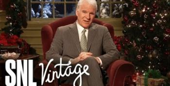 Open Thread - Steve Martin's Christmas Wish (SNL, 1986)
