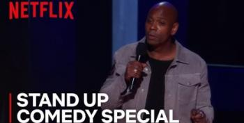 Dave Chappelle Has A Message For Trump Voters