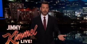 Number One Video Of The Year:  Jimmy Kimmel Defends The ACA