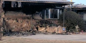 Someone Set Fire To Moore Accuser's House. Crowdfunding To The Rescue!