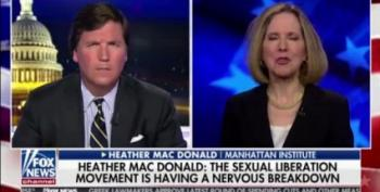 Tucker Carlson On #MeToo Movement: Men Are 'Pretty Close To Being Destroyed'