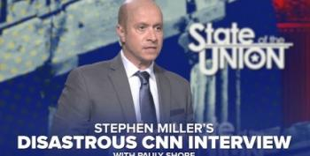 Open Thread - Pauly Shore, Yes, That Pauly Shore, Plays Stephen Miller