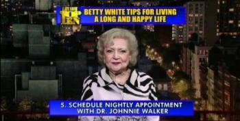 Open Thread - Happy 96th Birthday, Betty White!