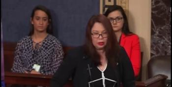 Sen. Tammy Duckworth Drags Trump: I Won't Be Lectured On Military Needs By A 'Five-Deferment Draft Dodger'
