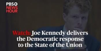 Rep. Joe Kennedy Gives Dem SOTU Response: 'No More False Choices'