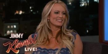 Stormy Daniels Casts Doubt On Her Own Denial Of Affair With Trump