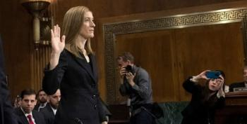 BREAKING: Rachel Brand, Third In Line At DOJ, Steps Down