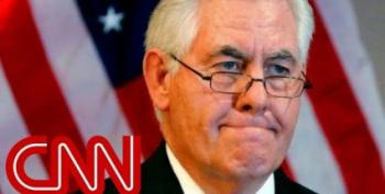 Tillerson Never Mentioned Trump By Name