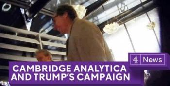 Cambridge Analytica Executive Brags About Winning The 2016 Election For Trump