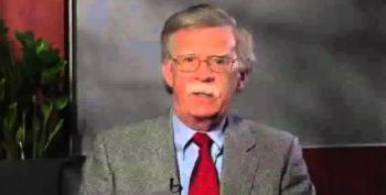 WATCH: Trump Pal John Bolton's Creepy 'New Era Of Freedom' Video For The Russian Gun Industry