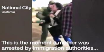 Judge Smacks Immigration Officers For Cruelly Ripping Mom From Her Three Children