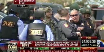 Dana Rohrabacher Points To 'Illegals' For YouTube Shooting Minutes After It Happened