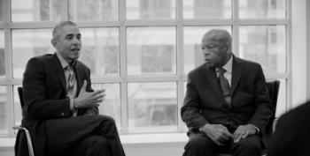 Open Thread - Obama And John Lewis On Martin Luther King Jr.