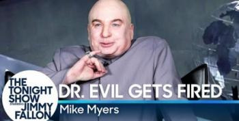Open Thread - Dr. Evil Gets Fired From Trump Administration