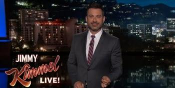 Hannity Goes After Jimmy Kimmel; Kimmel Crushes Him