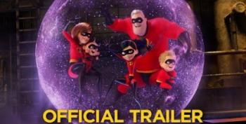 Open Thread - 'The Incredibles' Is Back