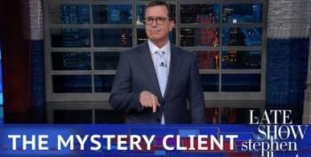Stephen Colbert: Sean Hannity Forgot To Mention Something!