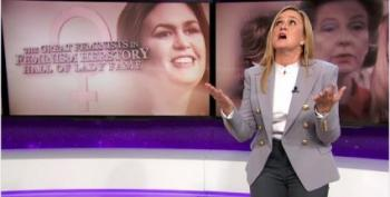 Samantha Bee: Sarah Huckabee Is A F*cking Liar