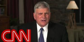 Franklin Graham: Trump's Affair With Stormy Is 'Nobody's Business'